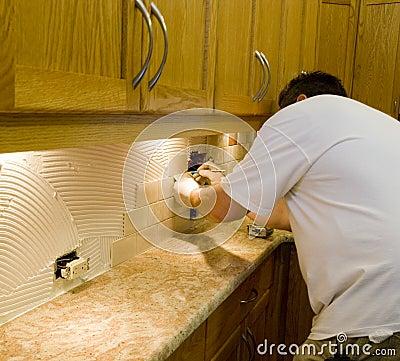 Hand Painted Ceramic Tiles, Decorative Tiles, Tile Murals, Kitchen