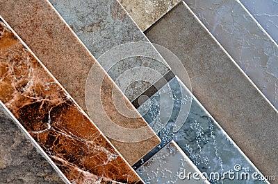 ceramic tile samples stock photo image 15040880