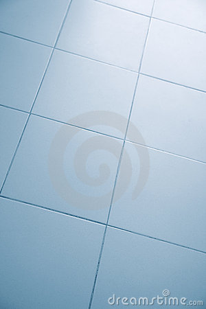 Free Ceramic Tiled Floor Stock Images - 21851234
