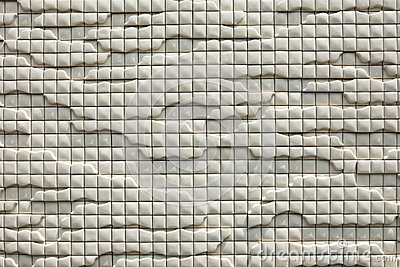 Ceramic wall background