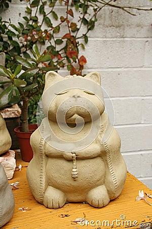 Ceramics moneycat