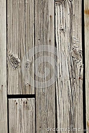 cerca de madera rstica