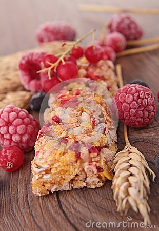 Cereal bar/ granola bar
