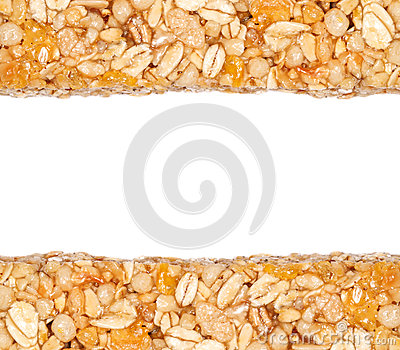 Cereal Bars Border