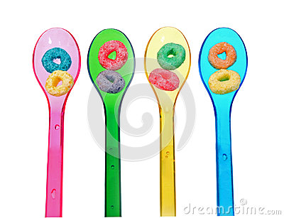 Cereal spoons