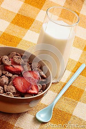 Cereals bowl