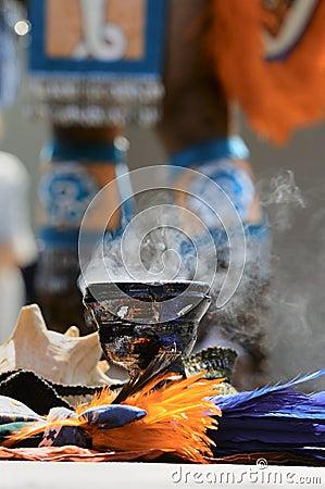 Ceremonial Incense Burner