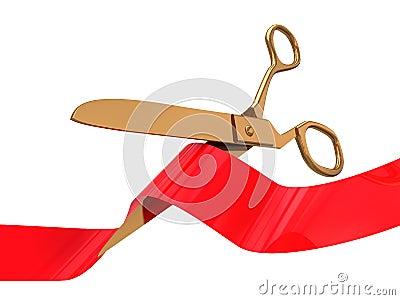 Ceremony scissors