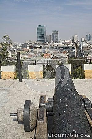 Free Cerro De Santa Lucia Santiago De Chile Royalty Free Stock Images - 628619