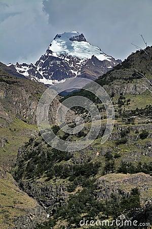 Cerro Solo peak