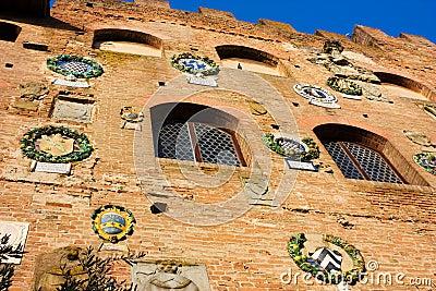 Certaldo - palazzo pretorio