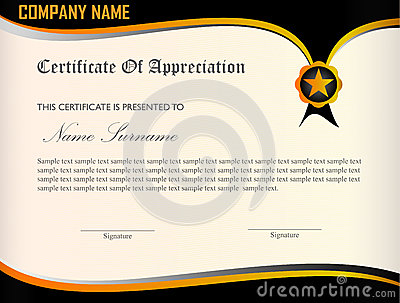 Certificate Of Appreciation Images Image 7725194 – Certificate of Appreciation