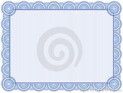 Certificate Background Royalty Free Stock Photography - Image ...