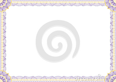 Pics For > Fancy Diploma Border