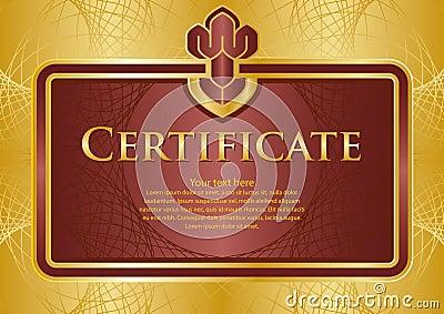 Certificate / Diploma