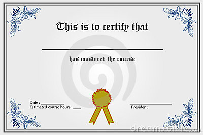 Certificate Template Royalty Free Images Image 19952019 – Business Certificate Template