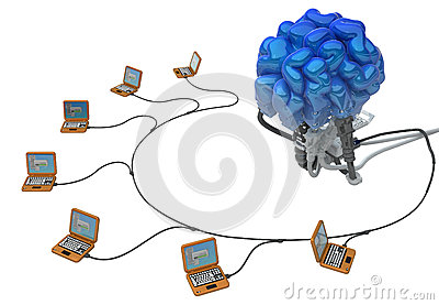 Cerveau de câble, ordinateurs portables