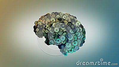 Cervello del movimento a orologeria