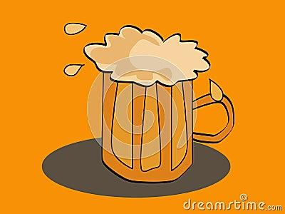 Cerveza, bebida alcohólica