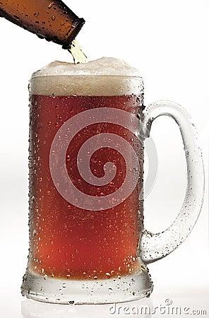 Cerveza oscura