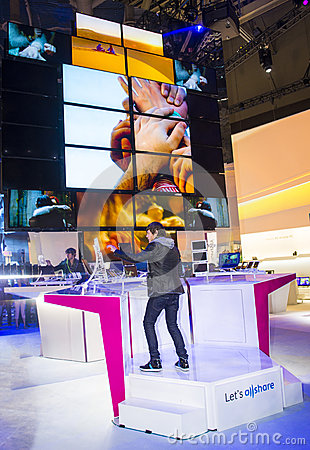 CES 2013 Editorial Photography