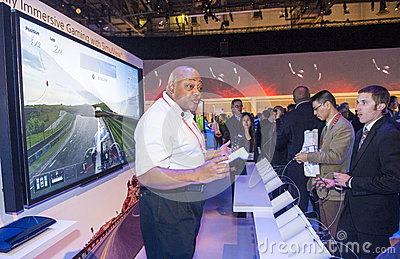 CES 2013 Editorial Photo