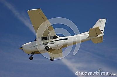 Cessna 172S on Final Approach