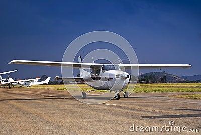 Cessna 205 - Super Skywagon