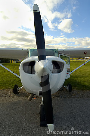 Free Cessna Front Stock Photos - 127033