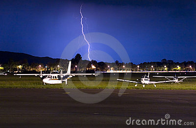 Cessna lighting