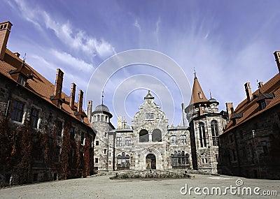Cesvaine Palace