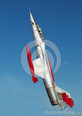 CF101 Fighter Jet