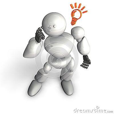 CG ROBOT