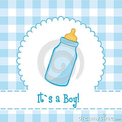 Chłopiec swój