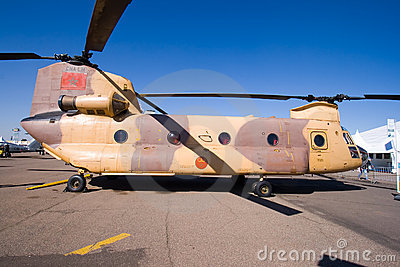 CH-47 Chinook Editorial Image