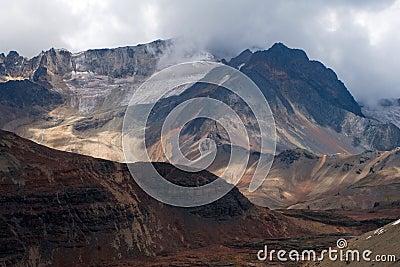 Chacaltaya Range