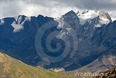 Chacaltaya Range, Bolivia