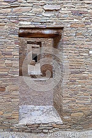 Chaco Canyon Doorways