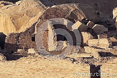 Chaco Culture ruins