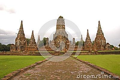 Chai Wattanaram Temple