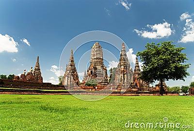 Chai Watthanaram Temple,Ayutthaya,T