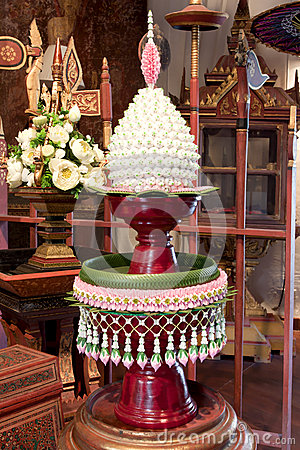 CHAIANG MAI, THAILAND - JANUARY 26, 2014 : Tradition product of