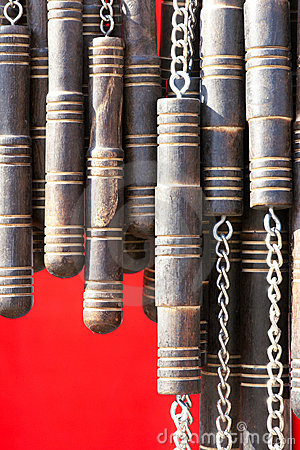 Chain Cudgel Stock Images - Image: 23051374