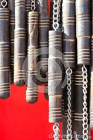 Chain cudgel