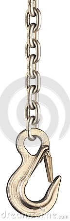 Chain and hook 2