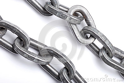 Chain of steel