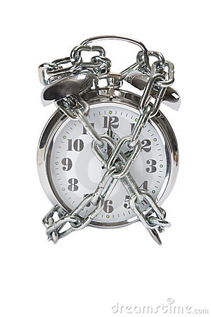 Chained Alarm clock