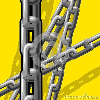 Chains (illustration)