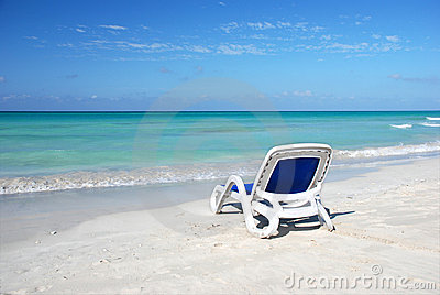 Chair at a Beach