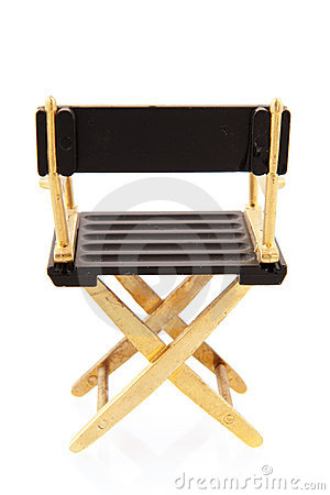 Chair from director